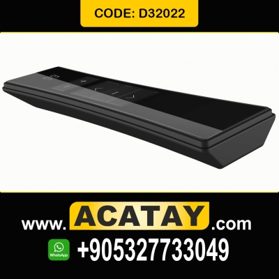 D32022, Led Screen, 99 Channels, Black Transmitter